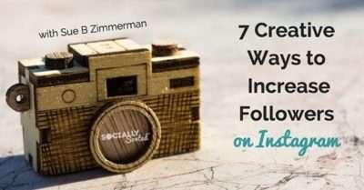 7 Creative Ways to Increase Instagram Followers