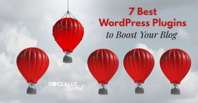 7 Best WordPress Plugins That Will Boost Your Blog Traffic
