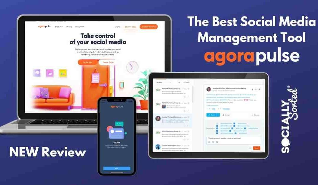Agorapulse is the Best FREE Social Media Management Tool (NEW Video)