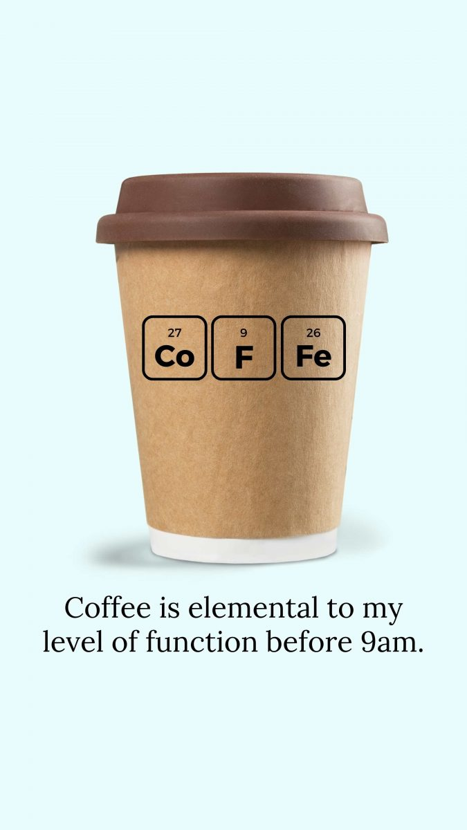 Elemental Coffee - Editable Canva Template by Socially Sorted