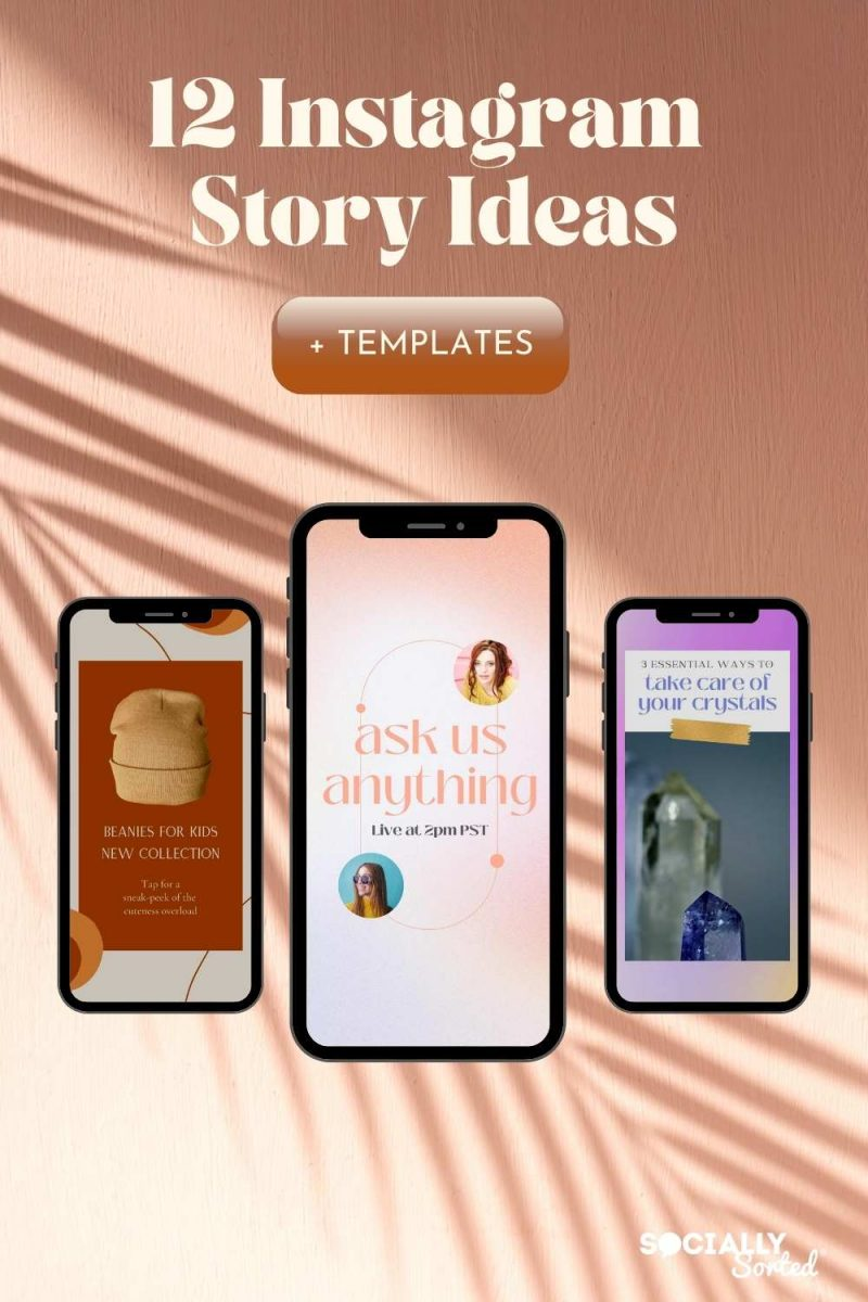 12 Instagram Story Ideas + Quick and Easy Templates